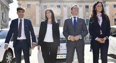 Colonnine e car sharing elettrico, Roma va verso la mobilità ecologica
