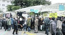 Nuovo mercato del pesce in piazza Risorgimento