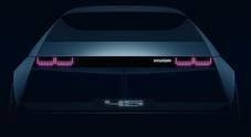 Hyundai 45, il concept elettrico svelato all'IAA di Francoforte