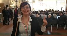 Giulia Ciarapica, la regina del blog: «Divoro libri e pure con il cibo mi do da fare»