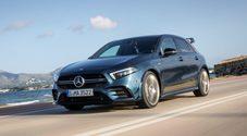 Mercedes AMG Race Edition, emozioni a non finire al volante delle A35 e CLS53
