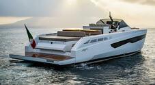 Varato il nuovo 43 Seawalker di Fiart Mare: stesso stile mediterraneo del 33, ma offre più spazio e comfort