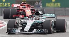 GP Austin, pole ad Hamilton davanti alle due Ferrari. Ma Vettel scatterà quinto
