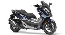 Honda svela il nuovo Forza 300: evoluto tecnologicamente e look più sportivo