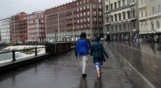 Vento forte e mare agitato: è allerta meteo in Campania per 48 ore
