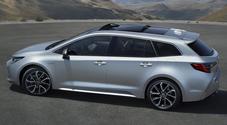 Corolla Touring Sports, il debutto al salone di Parigi. Con la wagon Toyota arriva la strategia Dual Hybrid
