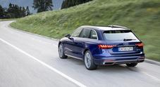 Audi A4, l'evoluzione continua