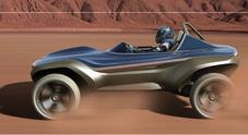 Helios, supercar ecologica: look da aereo d'epoca, meccanica elettrica della Tesla X