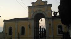 Ingresso cimitero Sandrigo