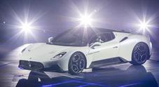 Maserati MMXX: Time to be Audacious, la nuova inizia con un evento senza precedenti