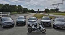 BMW, Ford e PSA collaborano per testare i vantaggi della tecnologia V2X
