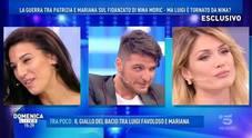 GF15, Mariana attacca Favoloso: «Nessun bacio, io mi sono allontanata»
