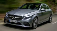 Mercedes Classe C, la fuoriserie è per tutti. Mercedes rinnova uno dei suoi modelli più vincenti