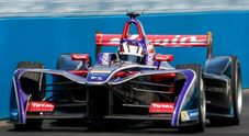 Formula E a New York: Lynn con la DS conquista la pole all'esordio