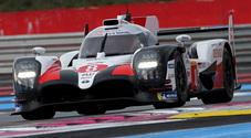 WEC, Toyota testa a Le Castellet le sue TS050 Hybrid per fare il bis alla 24 Ore di Le Mans