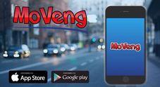 MoVeng, l'applicazione contro la sosta selvaggia