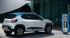 K-ZE Concept, il Suv compatto di Renault a emissioni zero. Parte dalla Cina l'offensiva elettrica