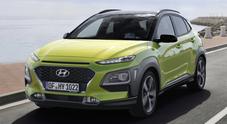 Hyundai Kona, arriva il diesel e i benzina sono ancora più ecologici. In autunno le versioni elettriche