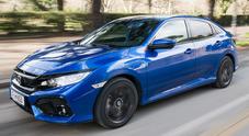 Honda Civic, tutto il bello del diesel. Il nuovo motore ancora più efficiente offre un piacere di guida molto elevato