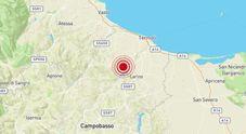 Terremoto, scossa di 4.7 in Molise. Panico dalla Puglia a Napoli