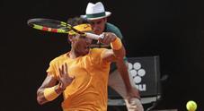 Ibi18, la finale tra Nadal e Zverev (Foto Paolo Rizzo/Ag.Toiati)