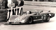 Le Mans Classic, i gioielli storici Alfa Romeo e Abarth sul circuito de La Sarte