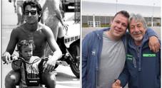 Schianto in moto, morto il figlio dell'ex campione del mondo Marco Lucchinelli