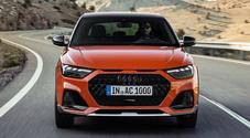 """Allroad Audi, che passione. Dalla A1 alla A6: gradimento al top per le varianti a ruote alte di vetture """"normali"""""""