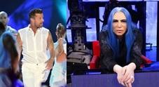 Amici 18, Ricky Martin furioso con Loredana Bertè: «Sono omosessuale, so cosa è bullismo»