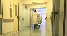 Un reparto dell'ospedale di Rovigo
