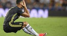 Valencia-Juventus: le foto della partita