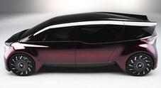 Toyota Fine Comfort Ride, evoluzione dell'auto a idrogeno con 1.000 km di autonomia