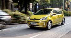 e-up!, la citycar Volkswagen in versione elettrica