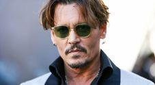 Johnny Depp: «Alcool divorzio e crisi finanziaria: un dolore insopportabile»