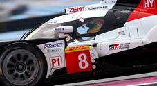 """WEC, Toyota affila le """"armi"""" al Paul Ricard e punta al bis nel Mondiale e a Le Mans"""