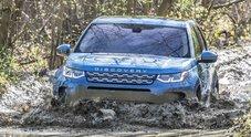 New Discovery Sport, su strada è un piacere. In offroad è la sua casa. Land Rover non smette di stupire