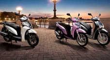Honda SH 125 Mode, scooter alla moda: funzionalità da primo della classe