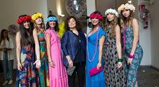 Installazioni, moda e cin cin al PAN per i 25 anni di attività di Blunauta
