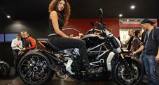 Ducati, nove novità all'Eicma di Milano: svetta la X Diavel e la baby Scrambler