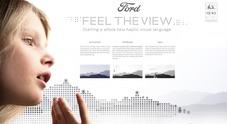 Feel the View, Ford guarda al futuro anche per chi non può vedere