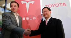 Toyota cede le ultime azioni di Tesla, la casa giapponese chiude la partnership dopo 7 anni