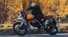Moto Guzzi V85 TT, partita la produzione è già caccia al test ride