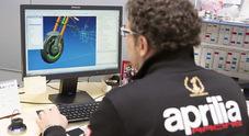Aprilia Racing e Manpower, partnership con master per formare ingegneri per la MotoGP