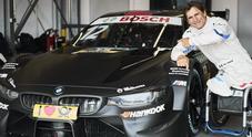 Di Resta con la Mercedes vince gara 1 a Misano, Zanardi chiude 13° con la sua BMW