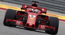 GP Usa, vince Raikkonen su Ferrari: Hamilton è terzo, Vettel quarto