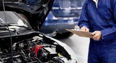 Revisioni auto, cresce spesa nel primo semestre 2019. In 6 mesi spesi 504,4 ml di euro (+0,3%)