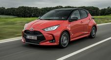 """Nuova Yaris, il """"genio"""" ibrido di Toyota al debutto"""