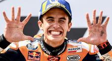 Gp Germania, il trionfo numero dieci di Marc Marquez