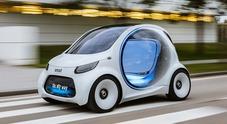Mercedes e Geely, nuova JV Smart Automobile Co. Futura gamma Ev estesa anche a segmento B