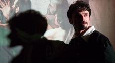 """Teatro, """"84 giorni"""" a Palazzo Ricca: Il mistero del quarto Caravaggio"""